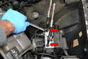 If you are replacing the master and especially if you are also replacing the booster, it is a good idea to completely remove the brake lines from the master cylinder to the ABS unit.