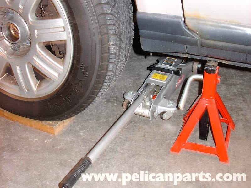 Jacking Up Your Audi A4 1 8t Golf Jetta Passat