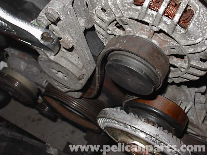 Audi A4 1 8t Volkswagen Serpentine Belt Replacement Golf