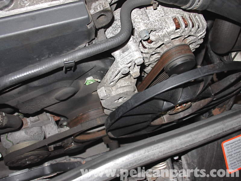 Audi A4 1.8T Volkswagen Serpentine Belt Replacement | Golf, Jetta, Passat & Beetle | Pelican ...