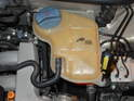 Necessity is the mother of invention; in my case, the oil filter must have been installed by a very strong oil-filter-installing cyborg, as I had no hope of loosening it either by hand or even with a variety of filter wrenches.