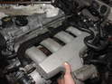 Put the intake manifold back in place and tighten the bolts that hold it to they cylinder head to 7.