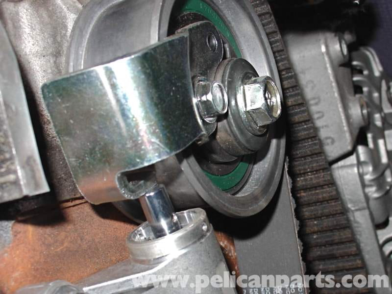 Pic on Volkswagen Beetle Serpentine Belt Replacement