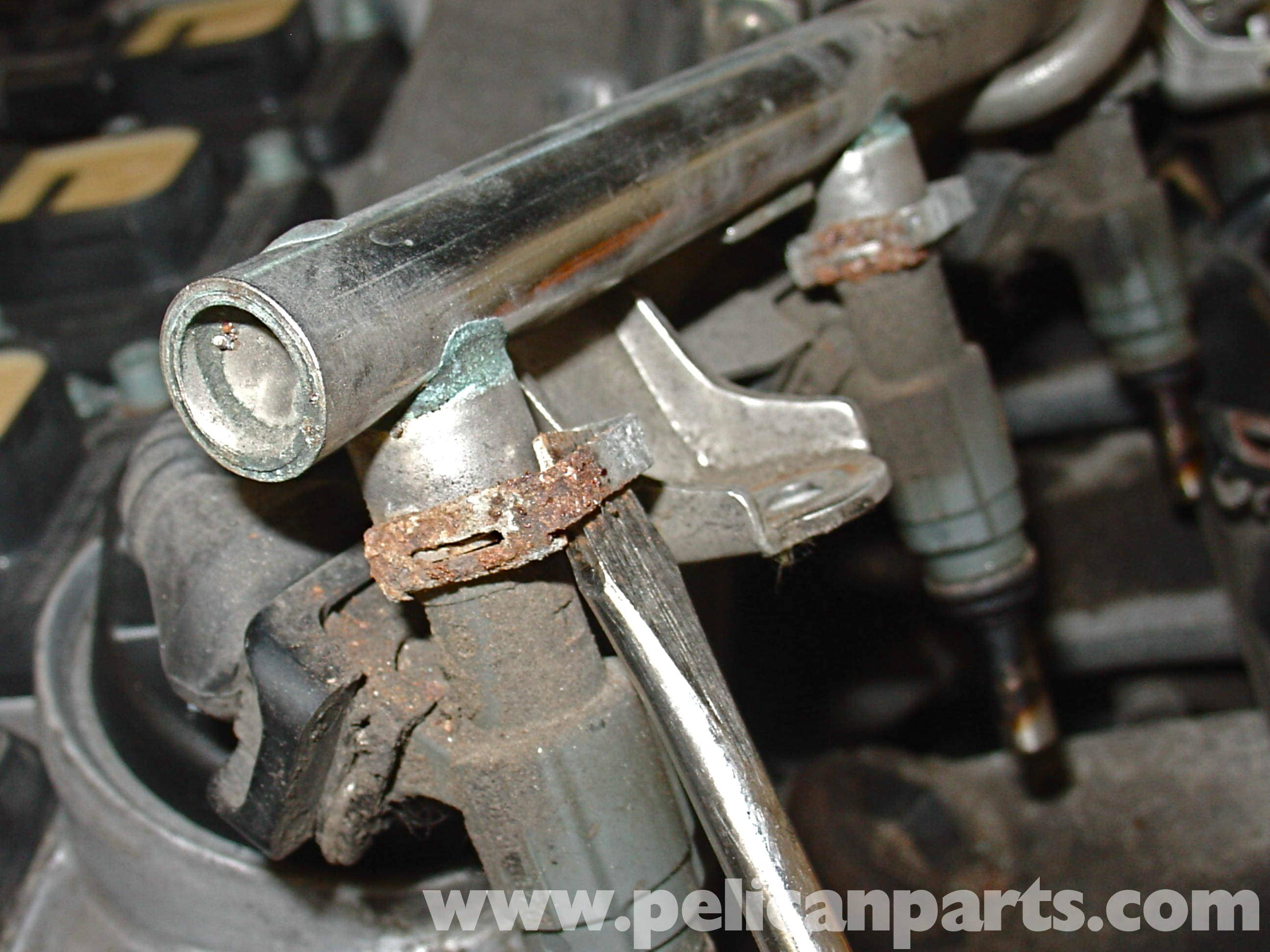 pic08 audi a4 1 8t volkswagen fuel injector replacement golf, jetta