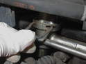 You have to seat the FPR in order for it to sit low enough in the fuel rail that you can install the securing clip.
