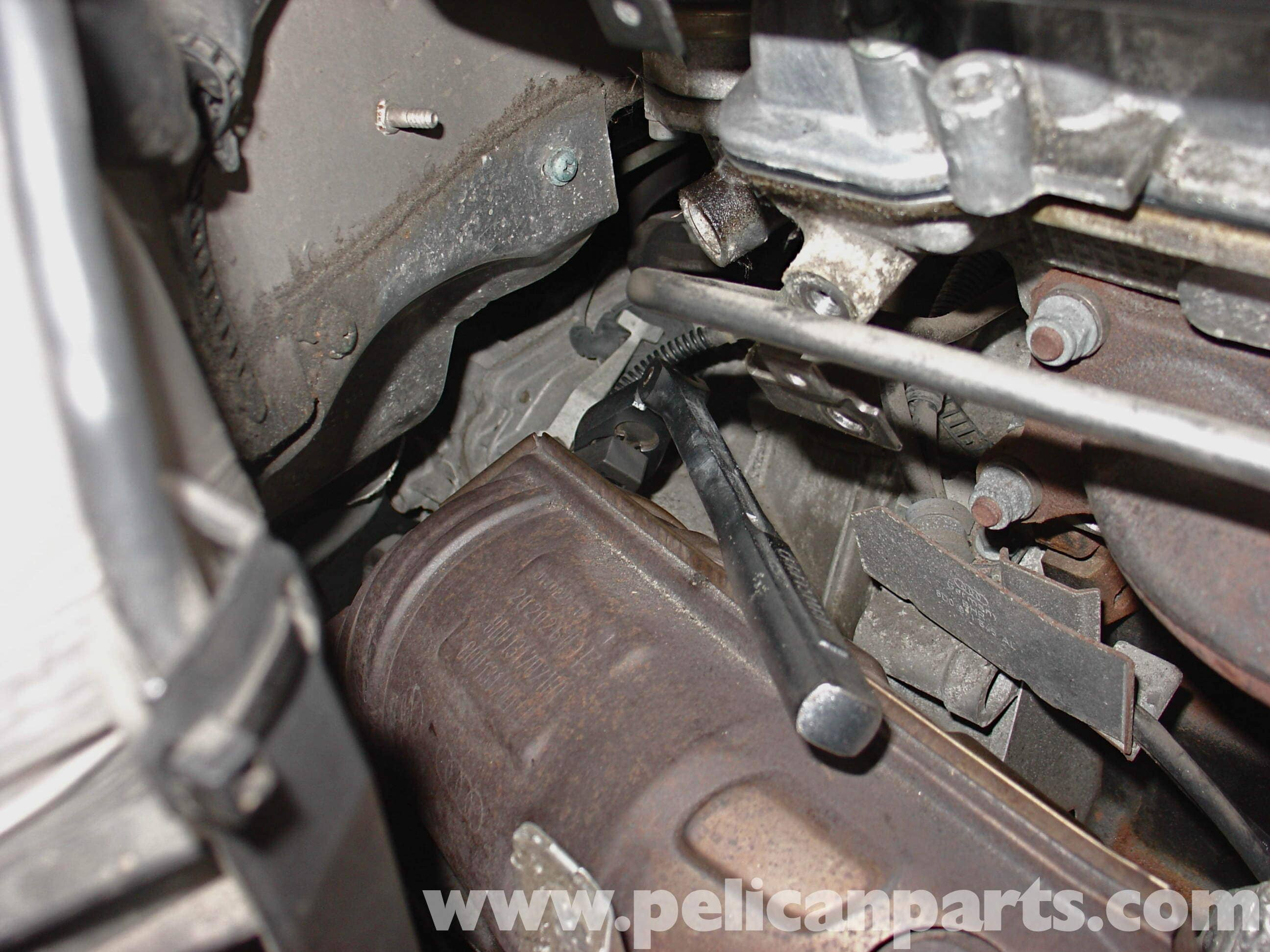 Pic10 audi a4 1 8t volkswagen oxygen sensor replacement golf, jetta  at fashall.co