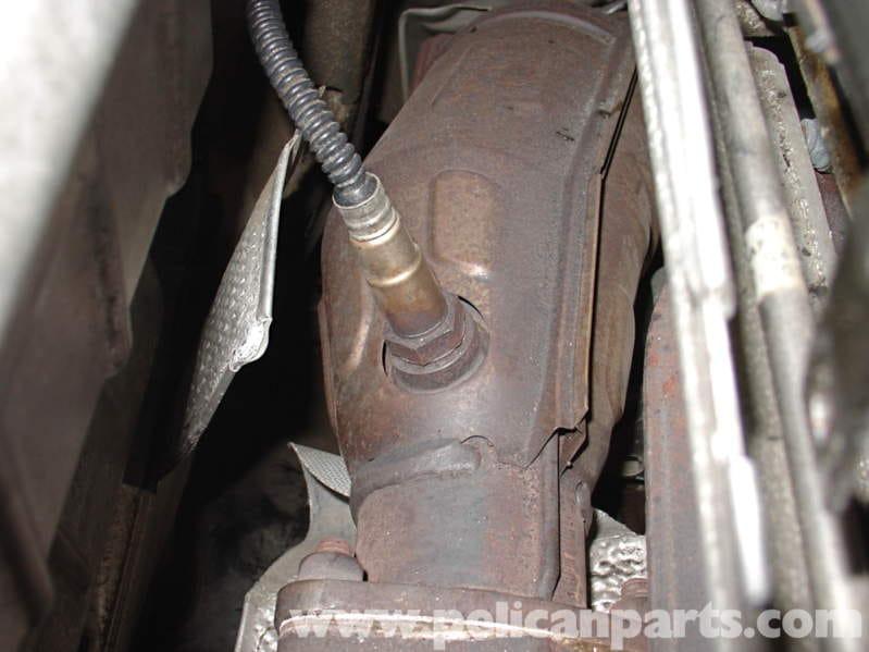FOR VW NEW BEETLE 2.0i 1998-/> REAR POST CAT DIRECT FIT 02 OXYGEN LAMBDA SENSOR