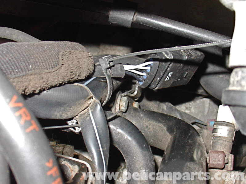 Audi A4 1 8T Volkswagen Oxygen Sensor Replacement | Golf