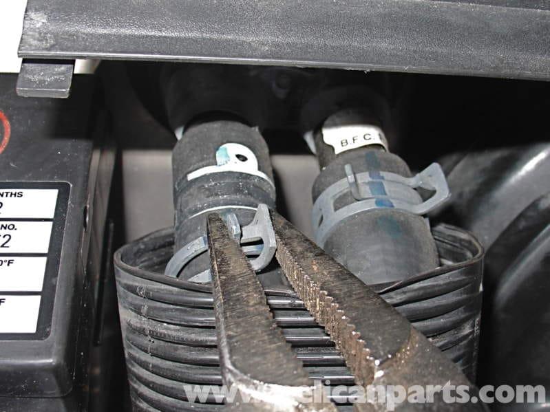 Audi A4 1 8T Volkswagen Coolant Flush | Golf, Jetta, Passat