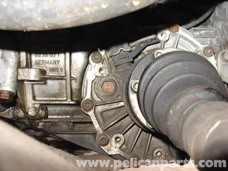 Transmission Fluid Change On Isuzu Manual Transmission Diagram