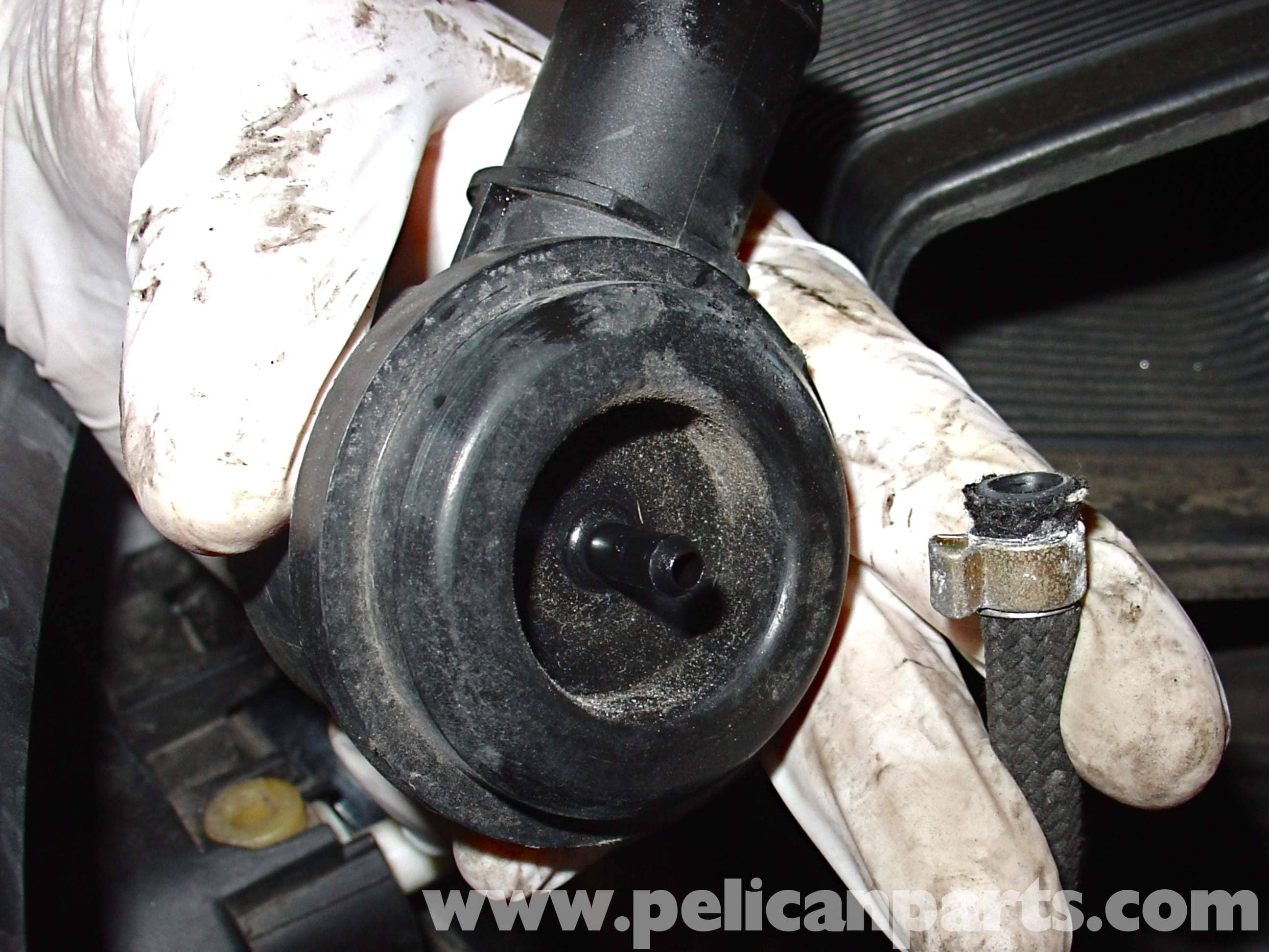 turbocharger recirculation valve (n249) (diverter valve) faulty