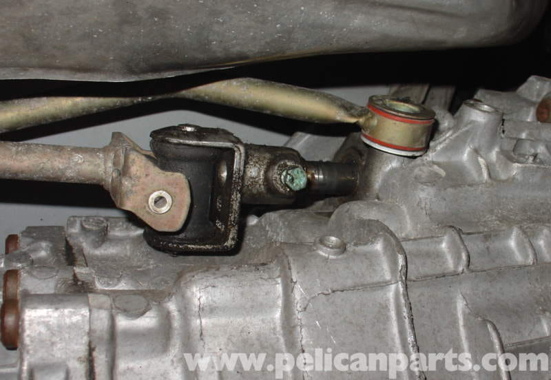 Audi A4 Quattro B5 Transmission Removal (1997-2001
