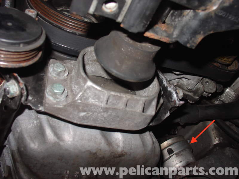 Audi A4 Quattro B5 Engine Mount Replacement 1 8t 1997