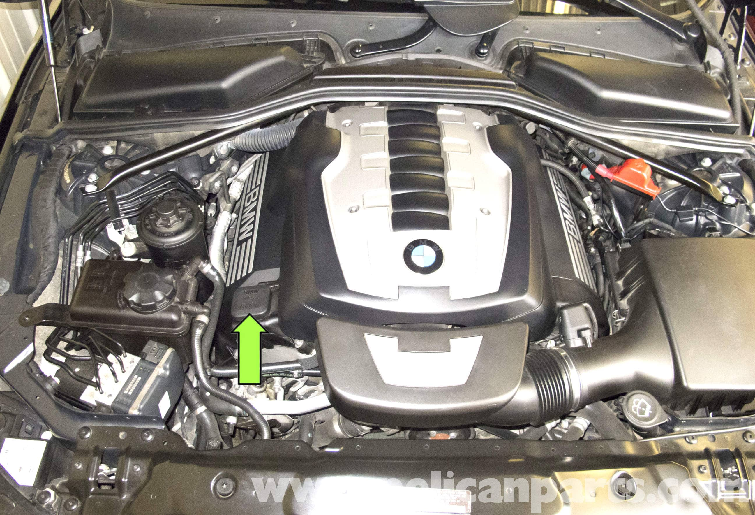 Bmw E60 5 Series Oil Change 2003 2010 Pelican Parts