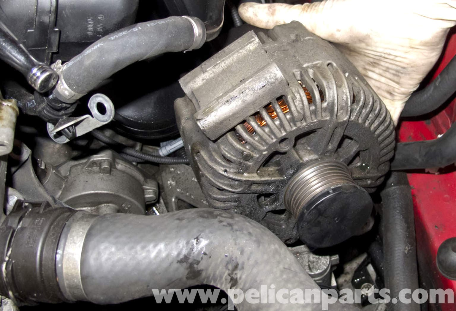 how to drive without an alternator
