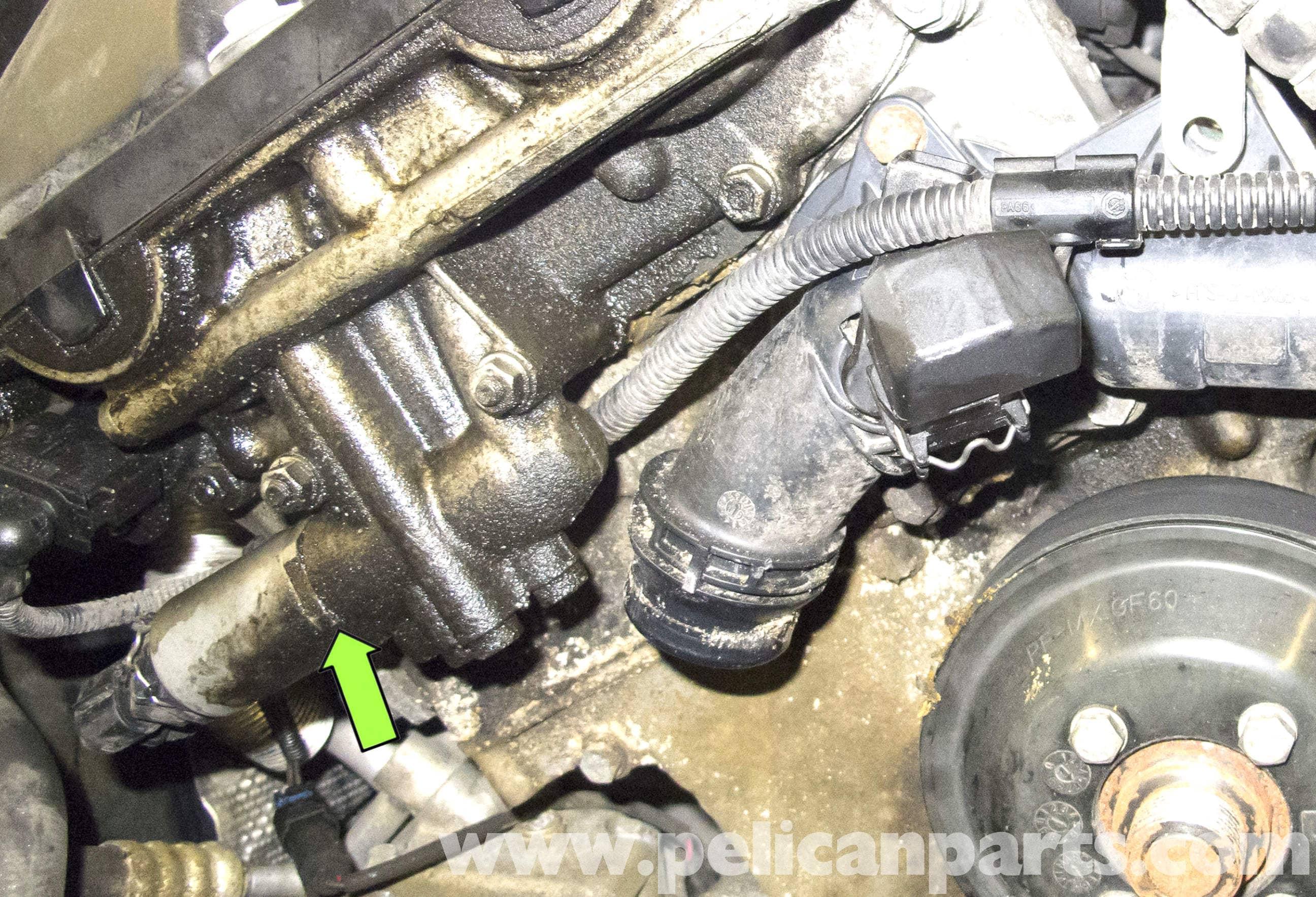 Bmw E60 5 Series 6 Cylinder Vanos Solenoid Replacing 2003 2010