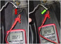 Remove the clutch switch from the clutch master cylinder.