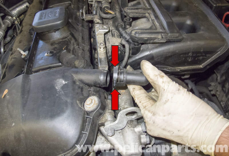 Bmw E60 M54 6 Cylinder Engine Valve Cover Replacement