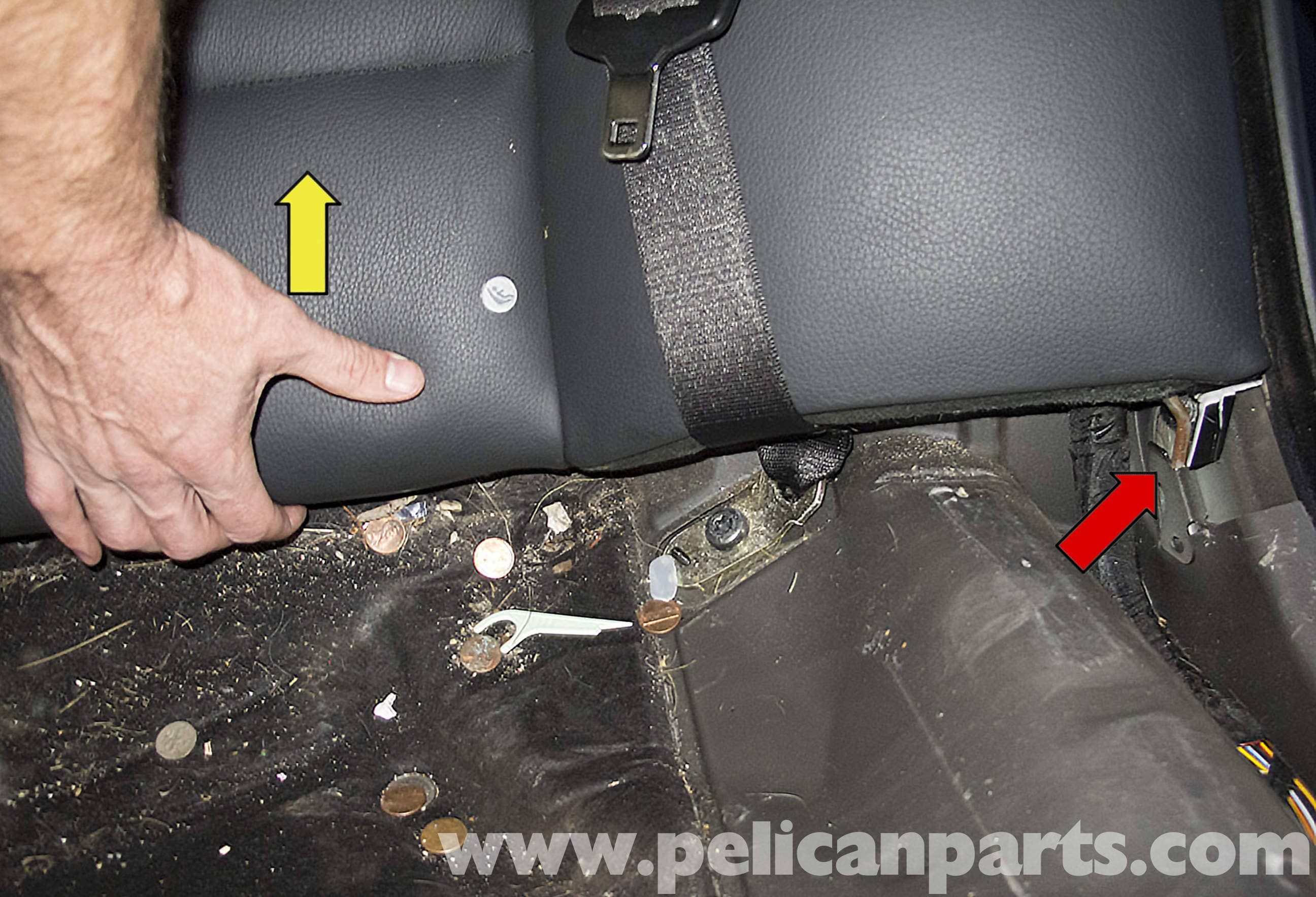 Bmw Seats Replacement : Bmw series seats removal e  pelican