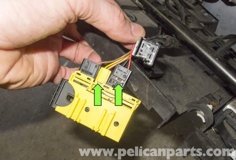Bmw E60 5 Series Front Seat Belt Buckle Replacement 2003