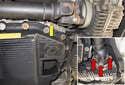 Remove the 6mm Allen fill plug.
