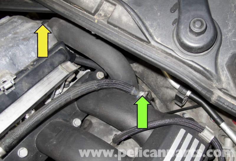 Bmw E60 5 Series Intake Manifold Replacement Ng6 Engine