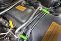 Turbocharged engines: I am going to show how to replace one fuel injector.