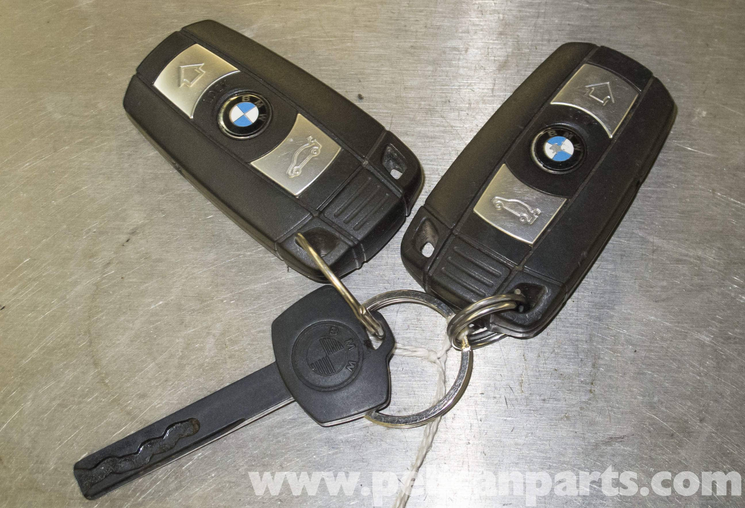 genuine bmw remote etc diamond fob key p board circuit