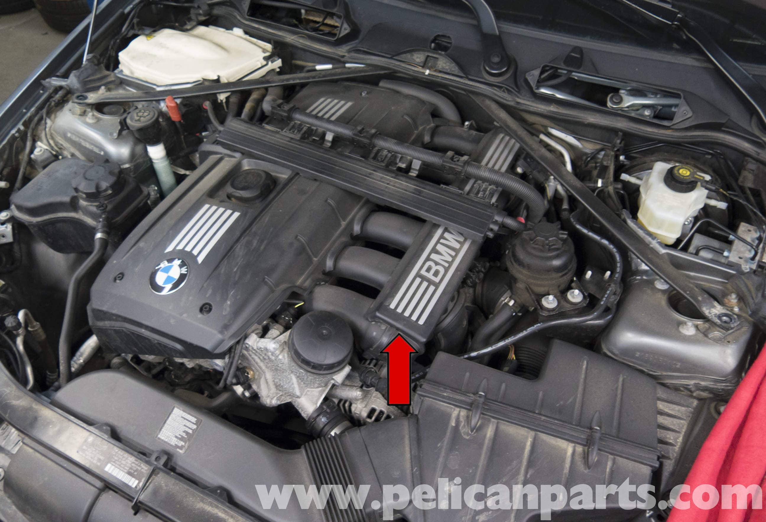 bmw e60 5 series n52 engine intake manifold upgrade. Black Bedroom Furniture Sets. Home Design Ideas