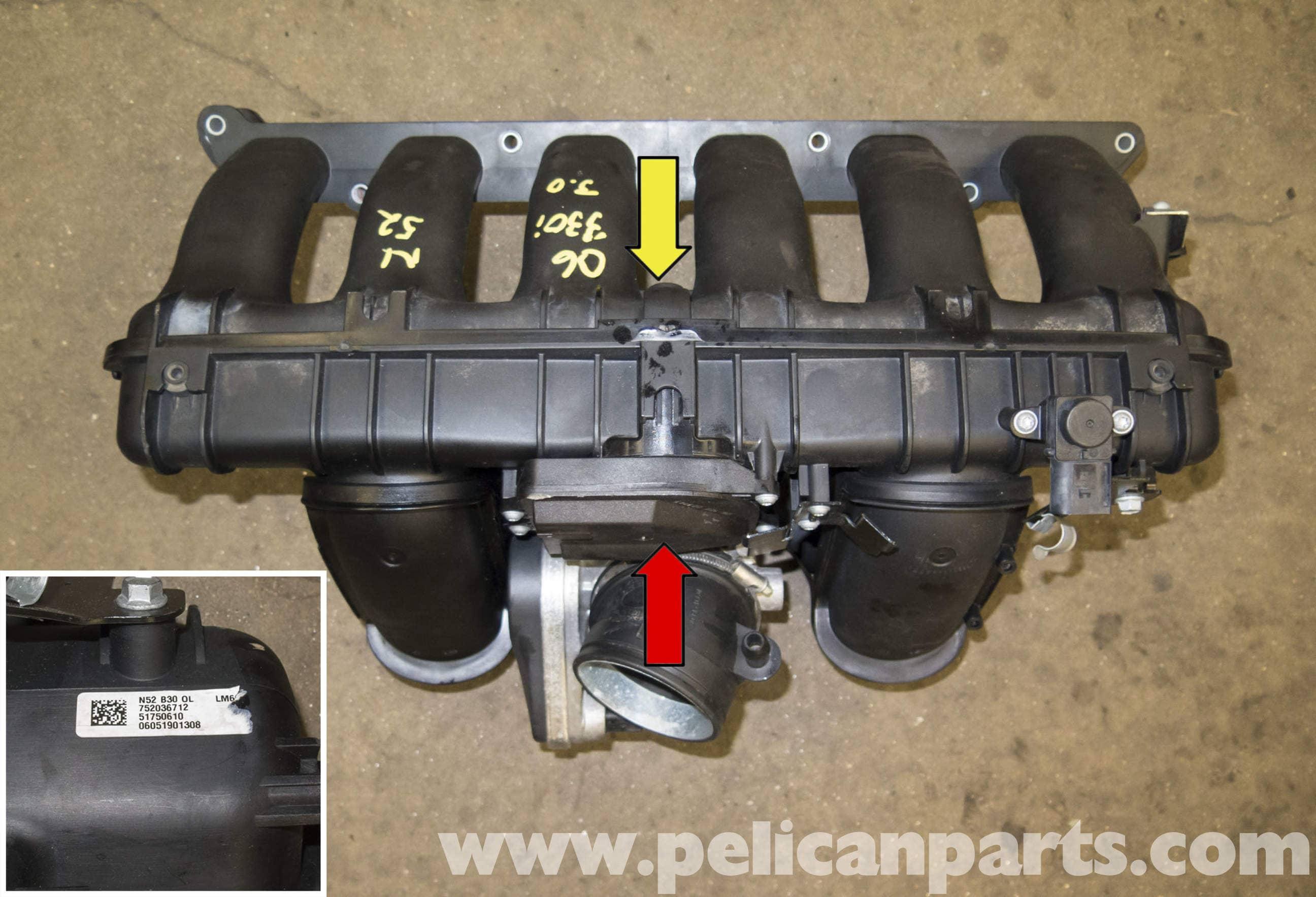 BMW E60 5-Series N52 Engine Intake Manifold Upgrade