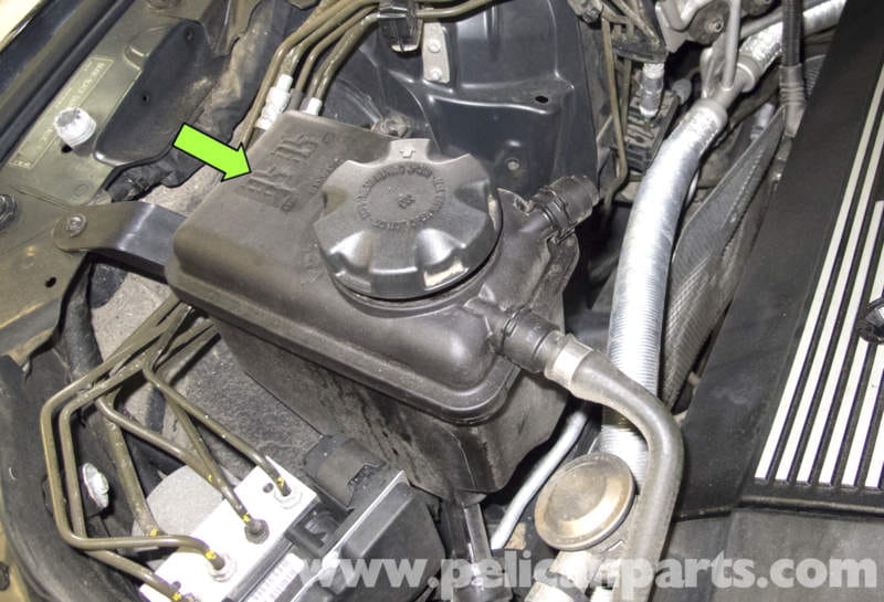 Bmw E60 5 Series Expansion Tank Replacement 2003 2010