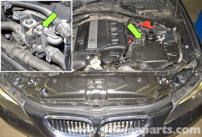 ac hard start kit wiring diagram bmw e60 5 series heater valve testing and replacement  bmw e60 5 series heater valve testing and replacement