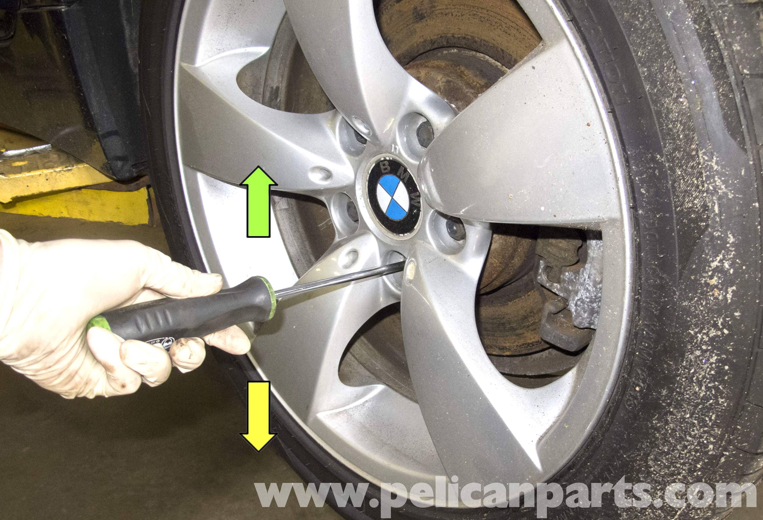 Bmw E60 5 Series Parking Brake Adjustment 2003 2010 Pelican Parts Technical Article