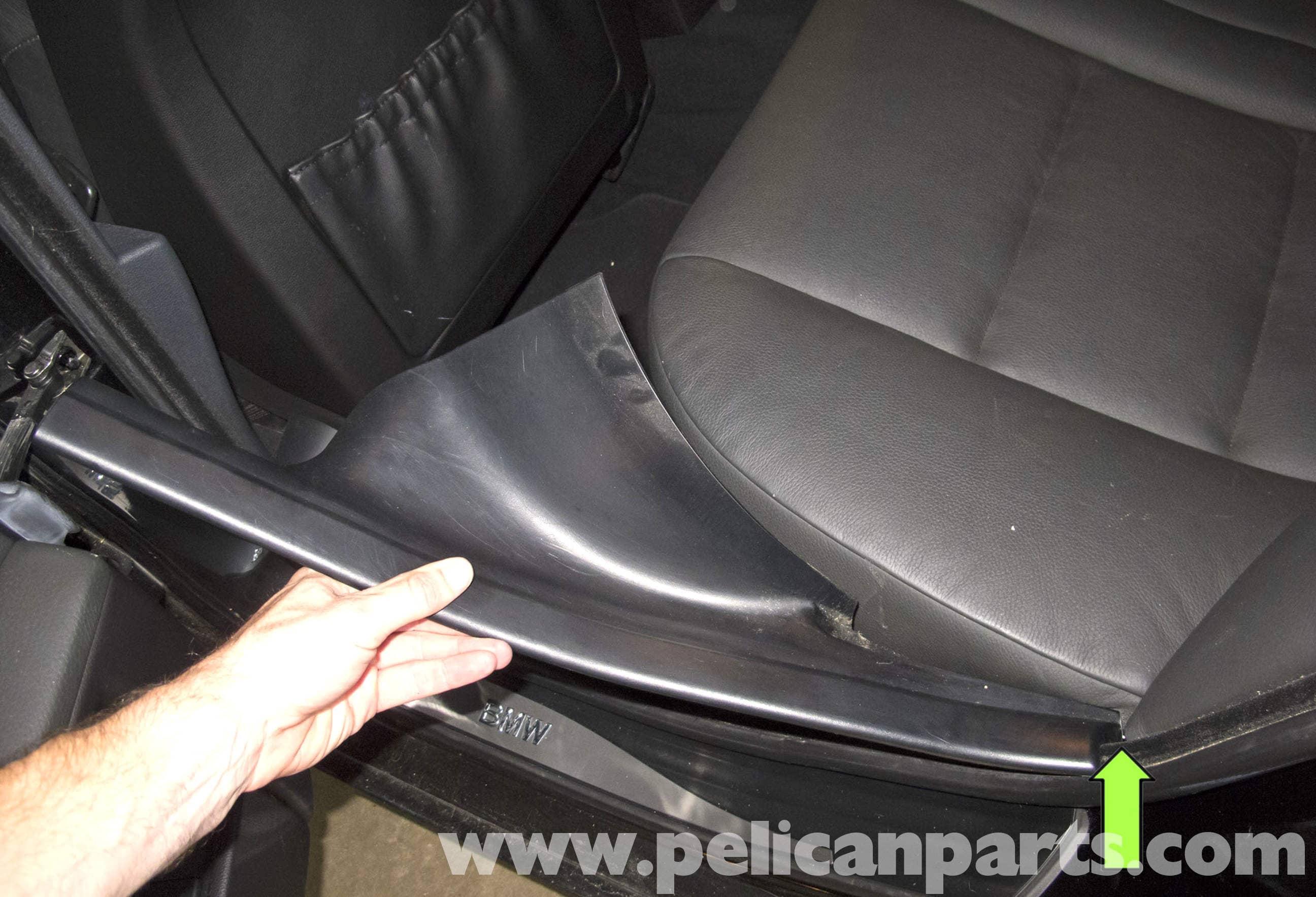 BMW E60 5-Series Door Trim Replacement (2003-2008 ...