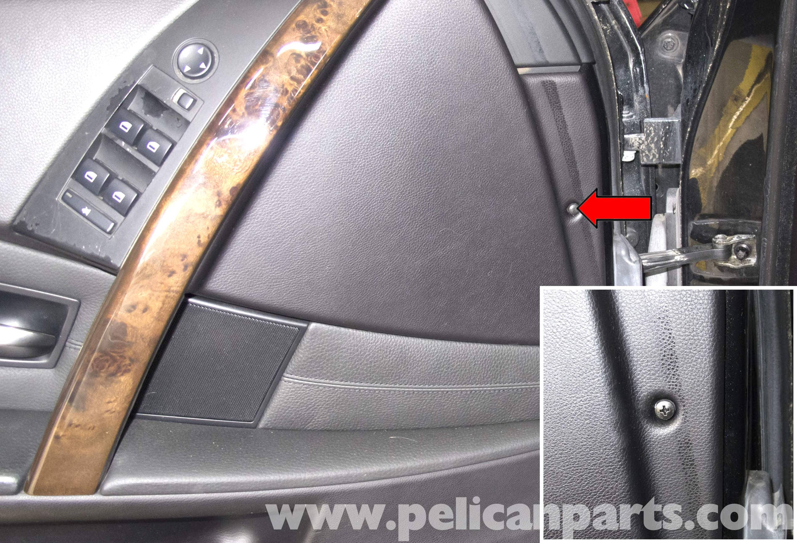 Large Image | Extra-Large Image & BMW E60 5-Series Front Door Panel Replacement (2003-2010) - Pelican ...