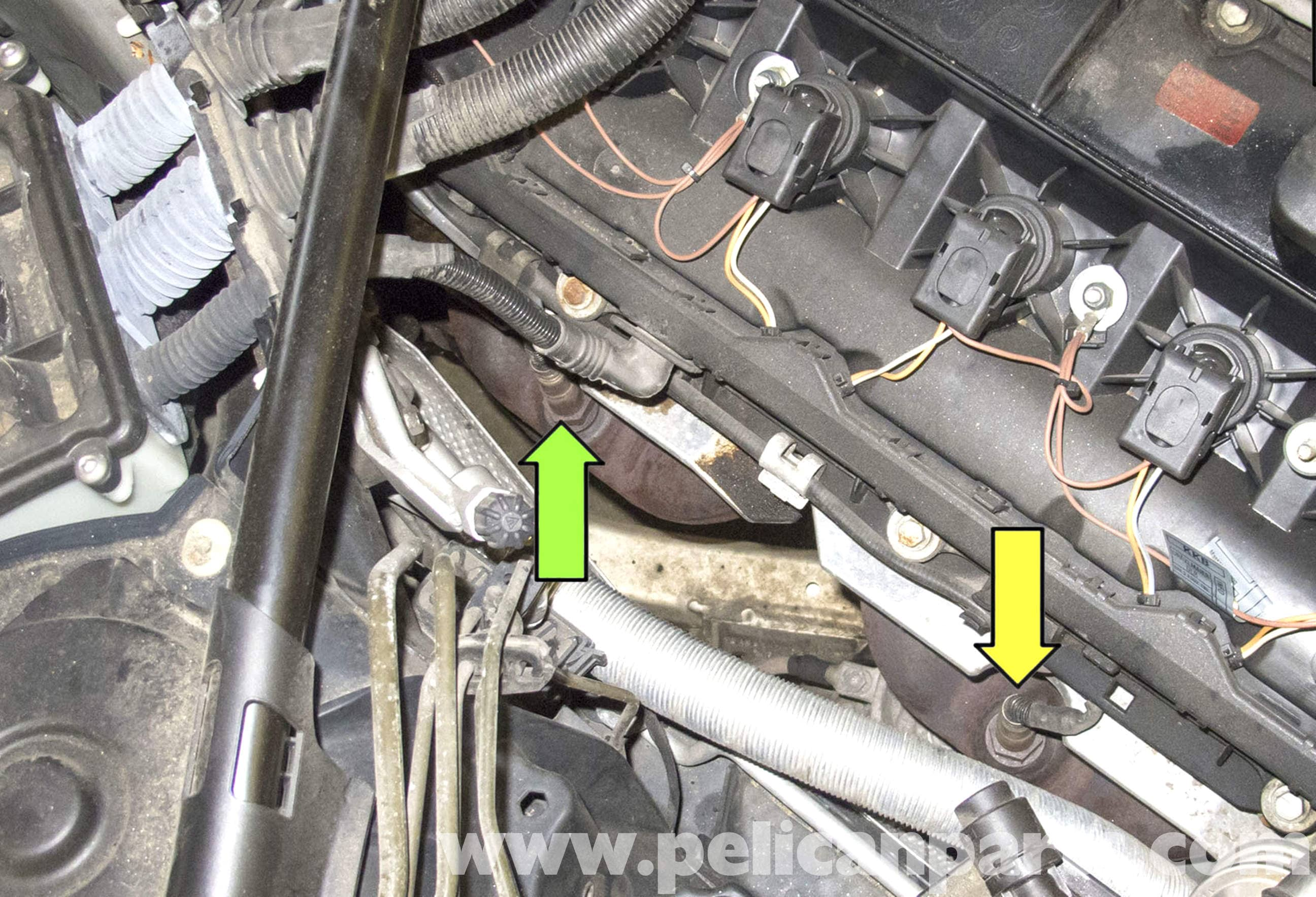 Bmw E60 5 Series Engine Management Systems 2003 2010