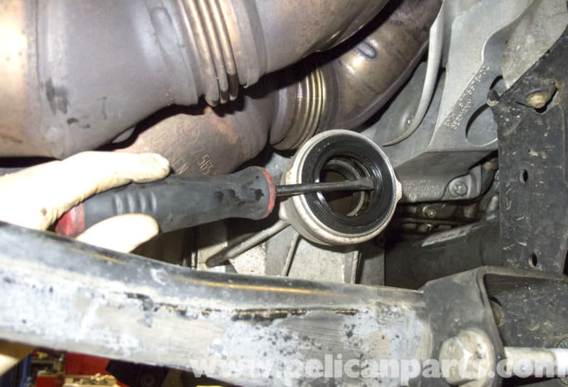 BMW E60 5-Series Front Drive Axle Replacement (2003-2010