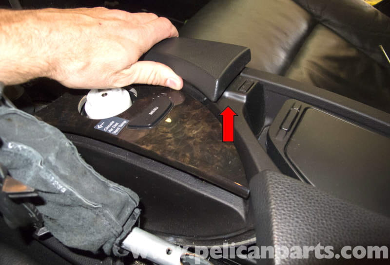 BMW E60 5-Series Center Console Replacement - Pelican Parts