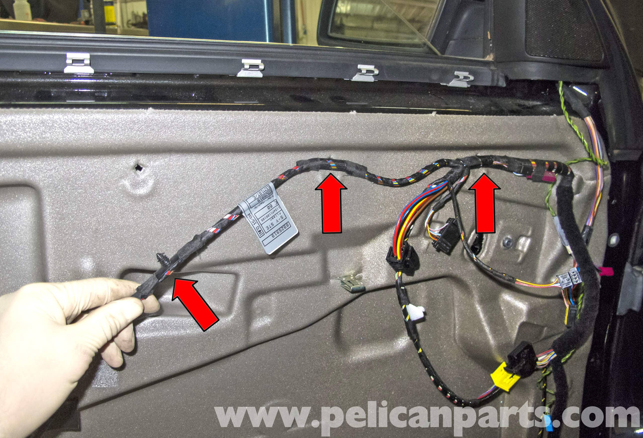 Bmw E60 Headlight Wiring Harness Electrical Diagrams E61 Repair Kit Diagram For Light Switch U2022 Race