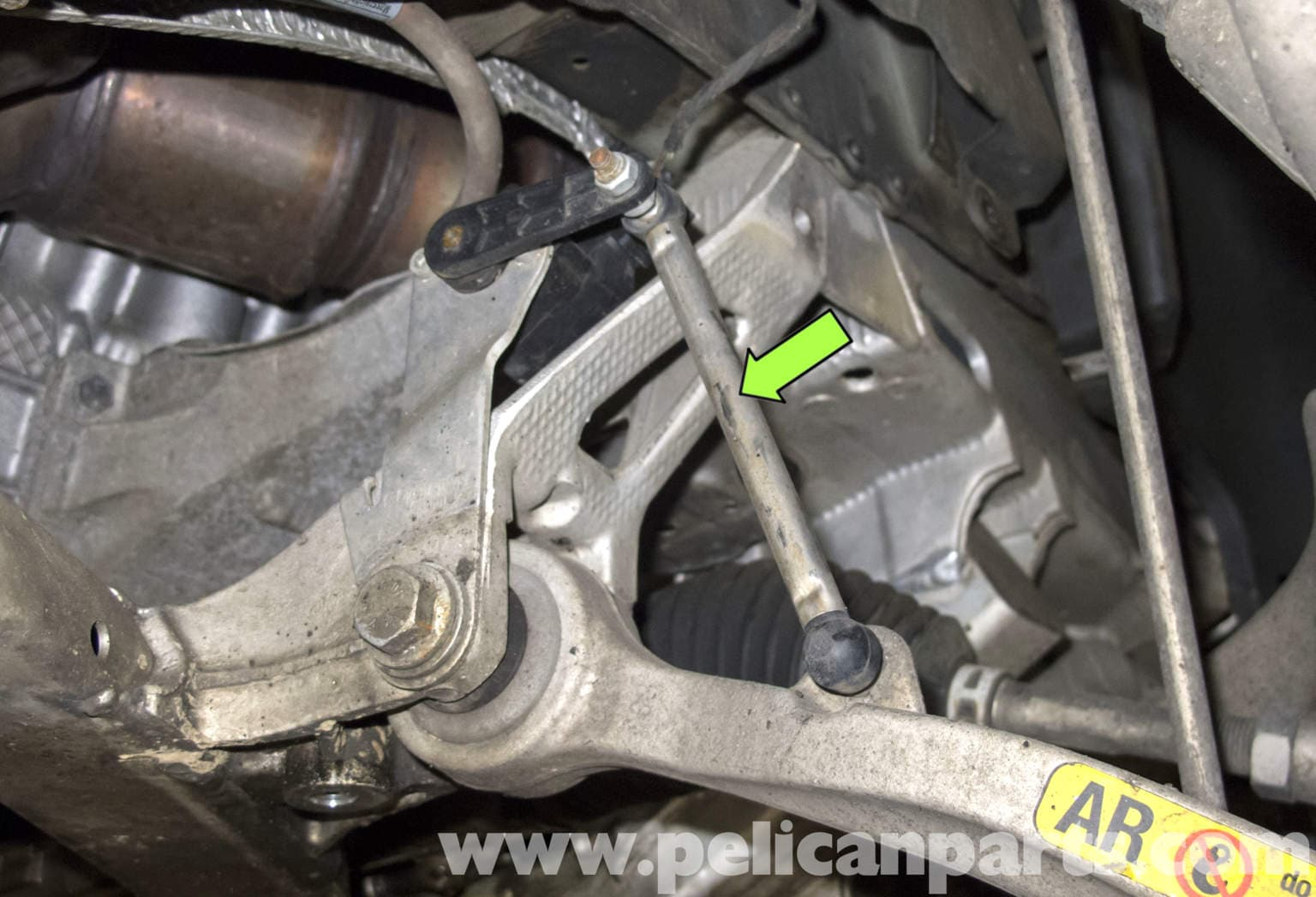 Bmw E60 5 Series Front Control Arm Replacement Pelican