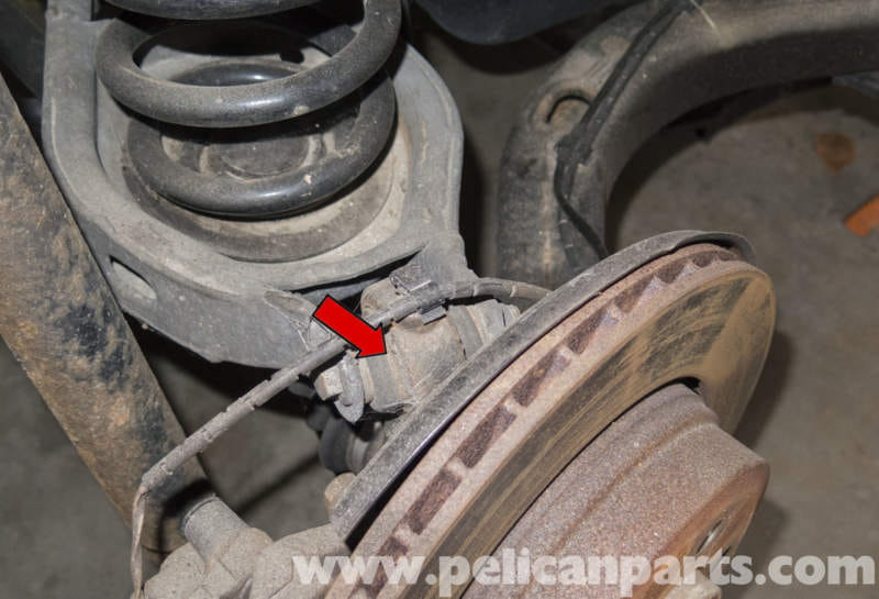 Pelican Parts Technical Article Bmw X3 Rear Ball Joint