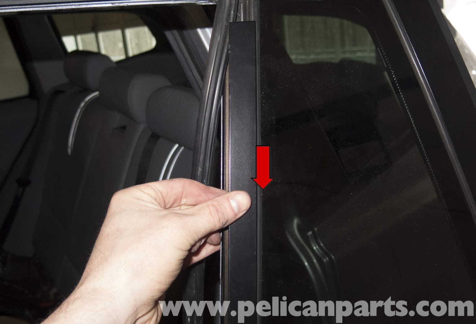 Pelican Technical Article Bmw X3 Rear Window Glass Replacement