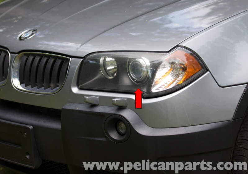 Pelican Technical Article Bmw X3 Xenon Headlight