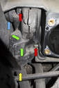 Next you will be working at the crankcase breather valve.