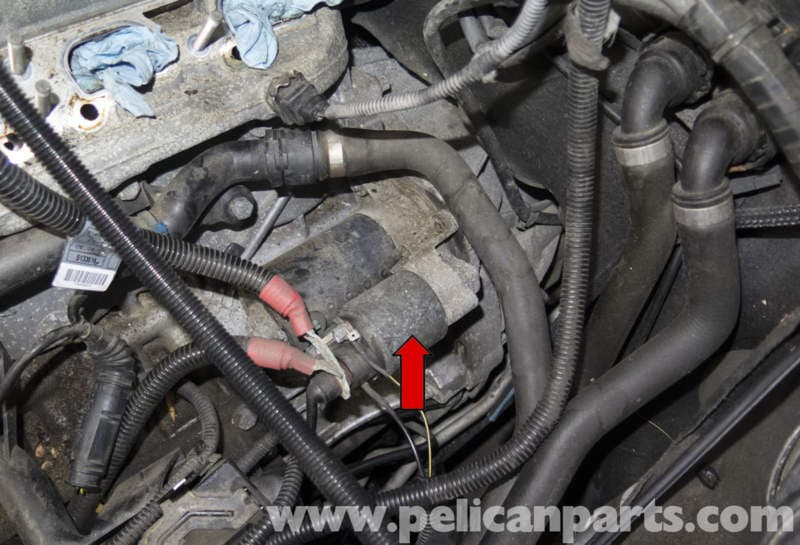 Pelican Technical Article Bmwx3 M54 6cylinder Engine Starter Rhpelicanparts: Bmw X3 Starter Location At Gmaili.net