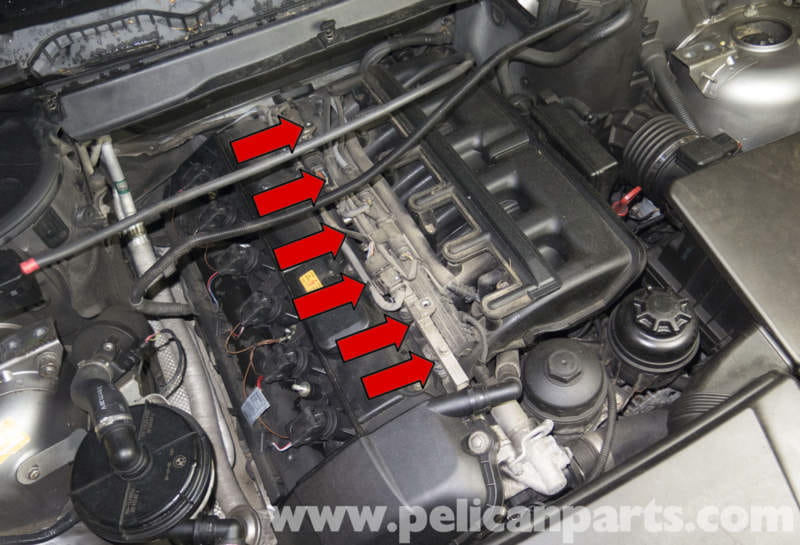 Pelican Technical Article - BMW-X3 - M54 6 Cylinder Engine ...