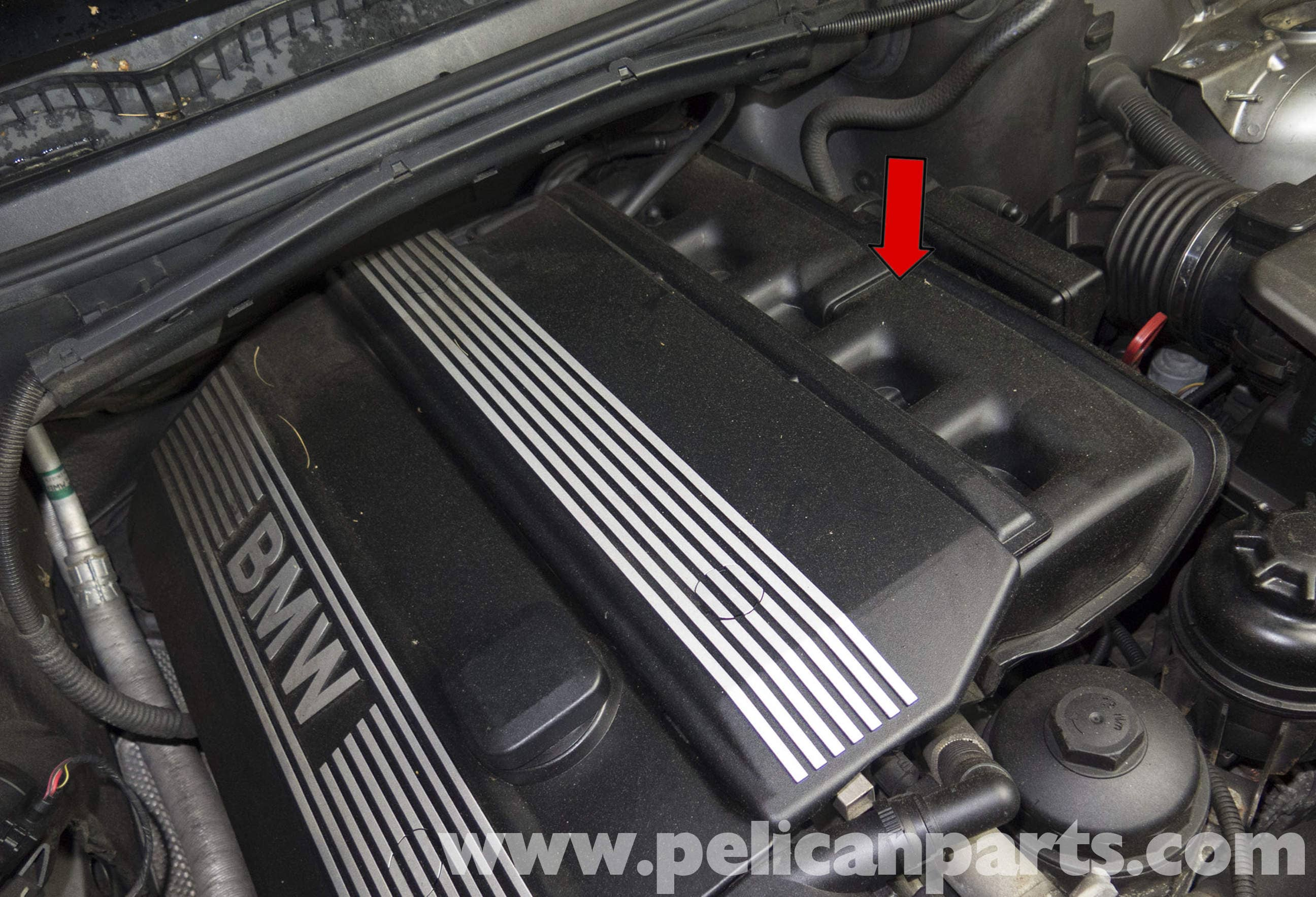 Pelican Parts Technical Article Bmw X3 M54 Engine