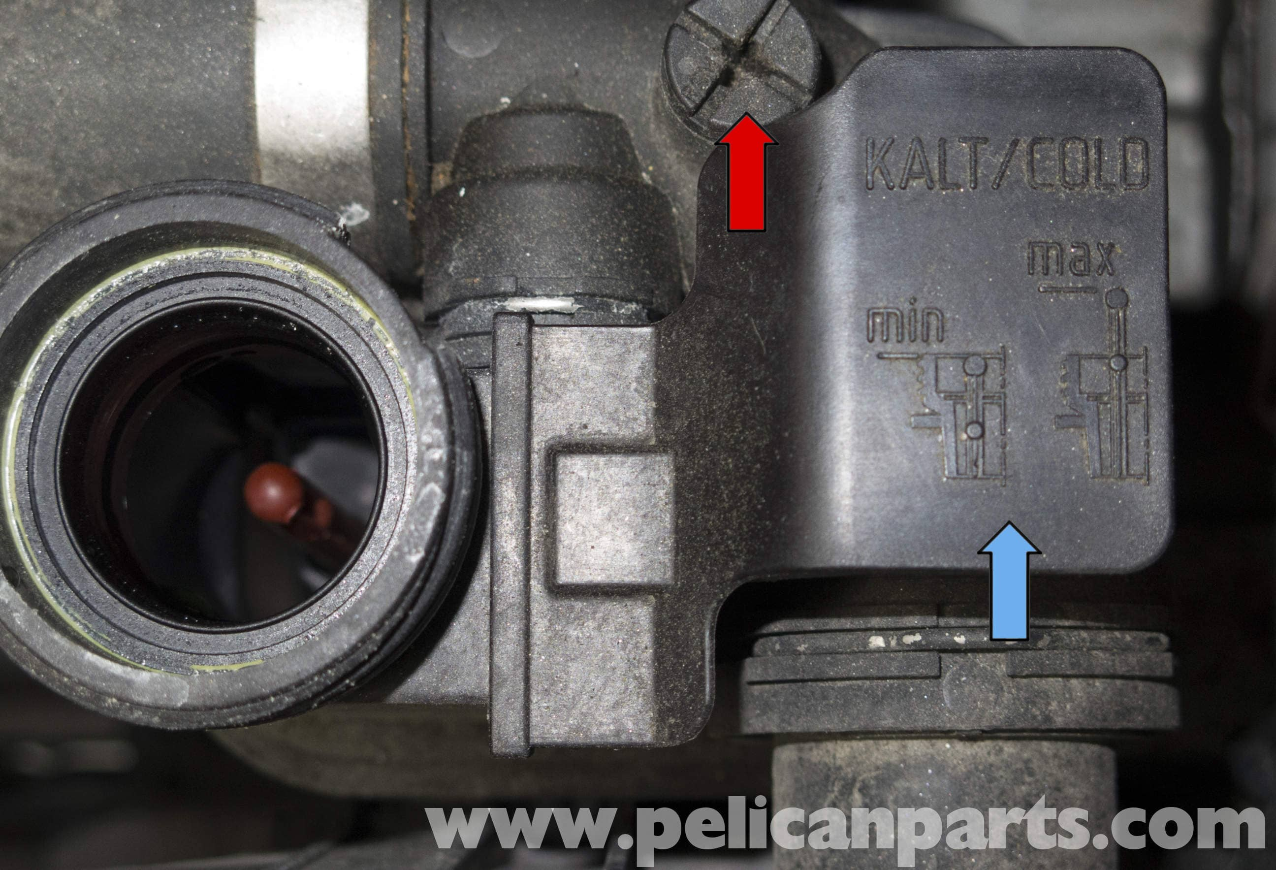 Pelican Technical Article Bmw X3 Draining And Filling Cooling System