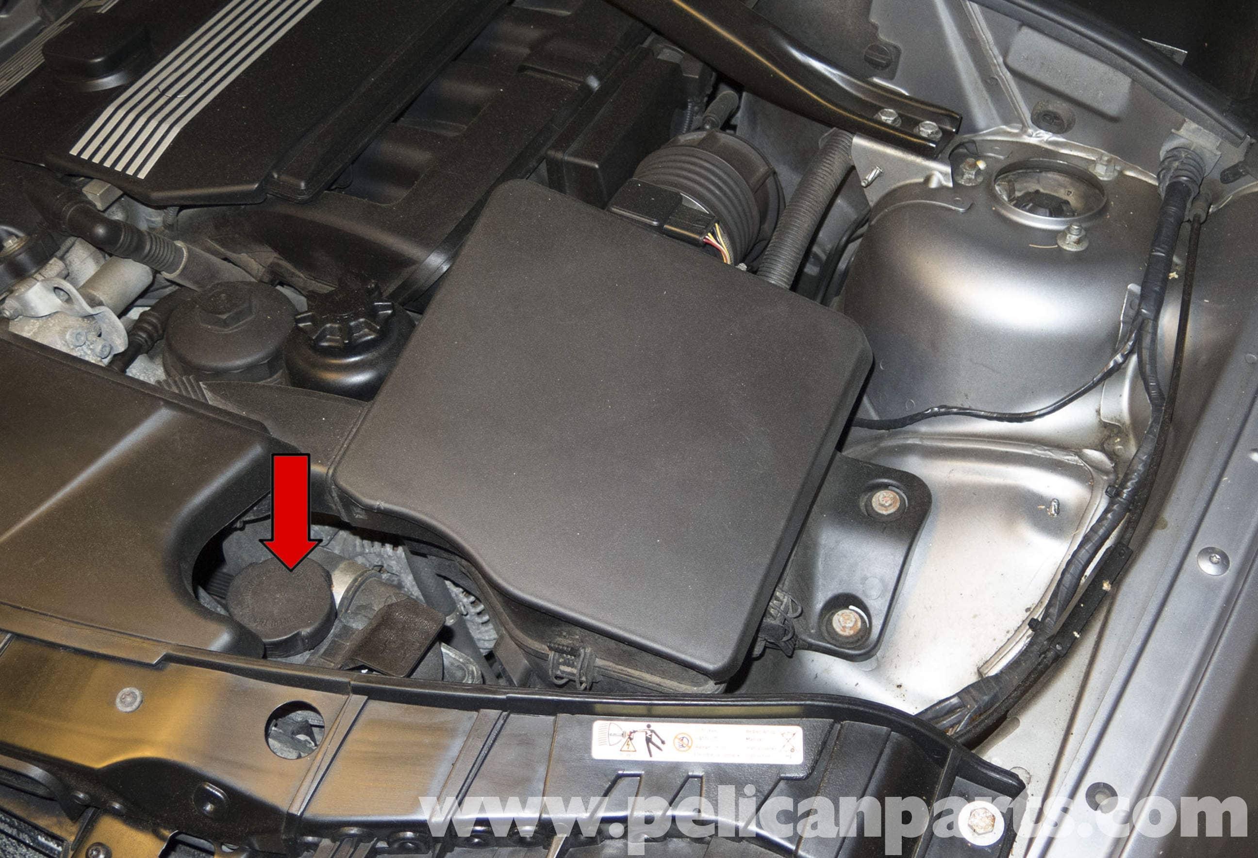 Pic on Bmw Intake Air Flow Sensor