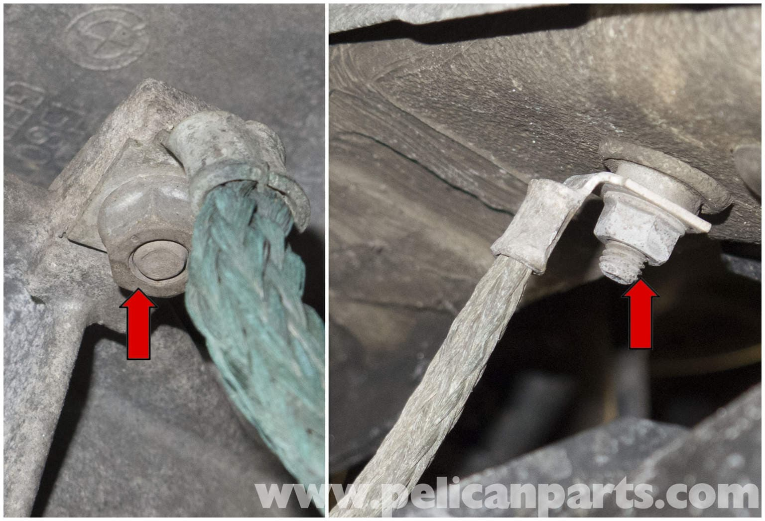 Pelican Technical Article Bmw X3 Engine Ground Strap Issues And Don39t Forget To Run A Wire From The Radiator Frame Large Image